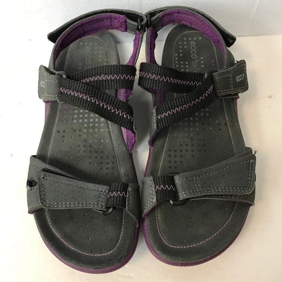 e3e1ac0eea7 Ecco Shoes - Ecco sport sandals women size 40 US9 leather upper